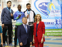 Club athletes performed at the V International Tournament for the prizes of Olga Rypakova