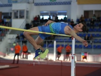 Club athletes performed at the 28th Indoor Championship of the Republic of Kazakhstan
