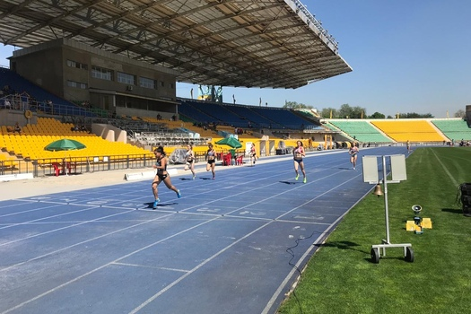 Состав спортсменов Altay Athletics и Altay Athletics 2 на Весенний Чемпионат РК и Чемпионат РК среди юниоров U20
