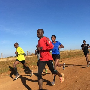 Club athletes now are conducting educational training sessions in Eldoret, Kenya