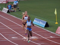 Norah Jeruto took third place at the Diamond League Meeting in Rome
