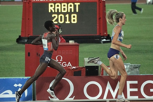 Results of the Diamond League in Rabat