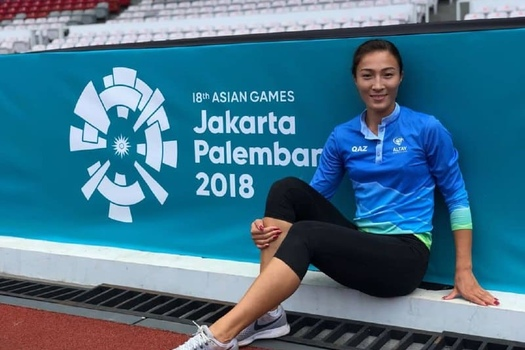 Club's Athletes perform at Asian Games within national team of Kazakhstan